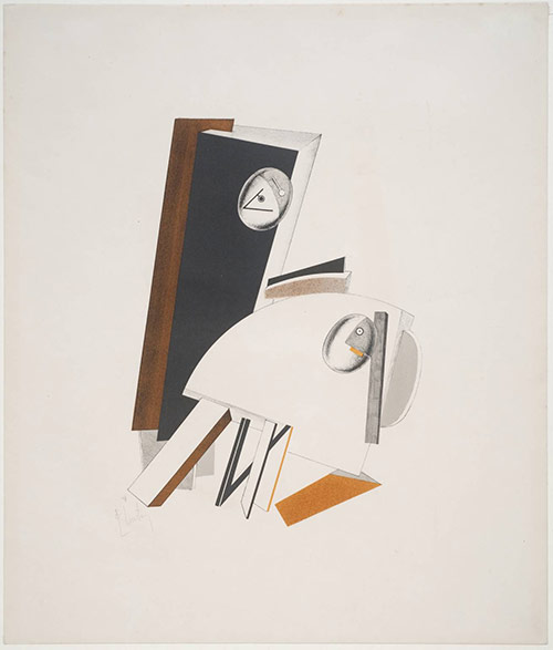 Anxious People - El Lissitzky