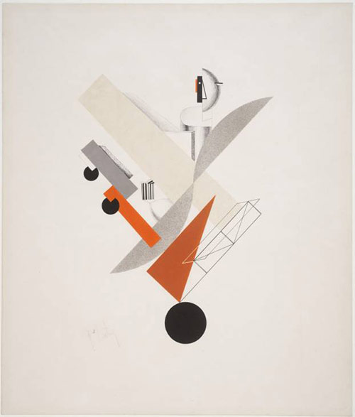 Globetrotter (In-Time) - El Lissitzky