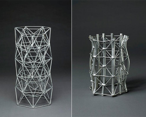 Robert Le Ricolaiss Tensegrity Models The Art Of Structure Is