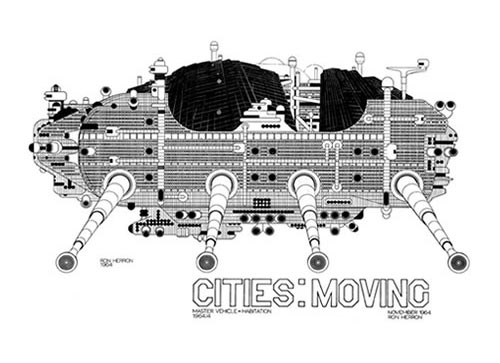Data_Stream_walkingCity_Archigram