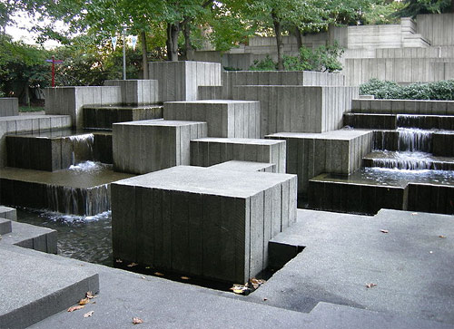 Freeway Park Seattle – Lawrence Halprin
