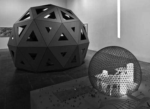 from_the-exhibit_Buckminster-Fuller_Starting_with_the_Universe