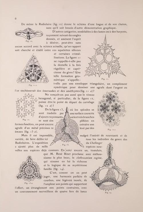 Esquisses Décoratives  - René Binet