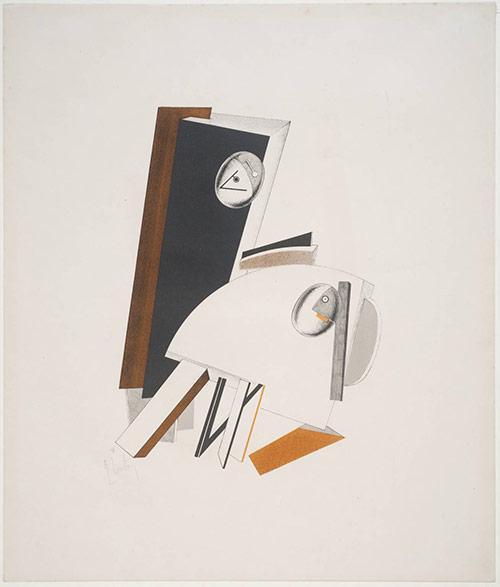 Anxious People - El Lissitzky