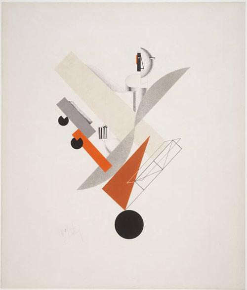 Globetrotter (In-Time) - El Lissitzky