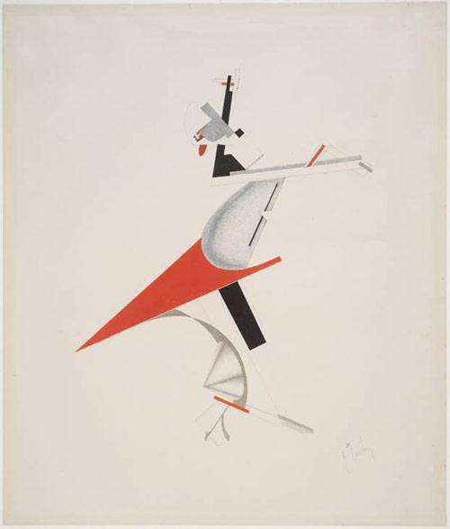 Troublemaker - El Lissitzky