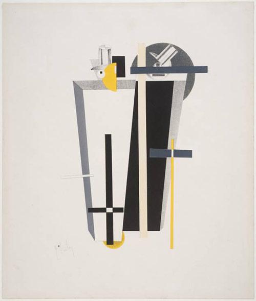 Gravediggers - El Lissitzky