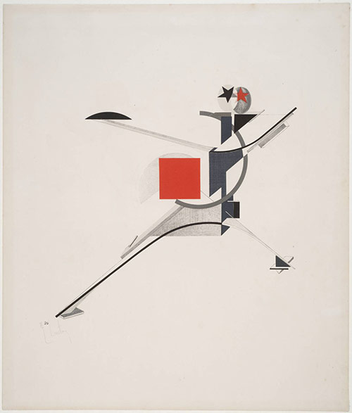 New Man - El Lissitzky