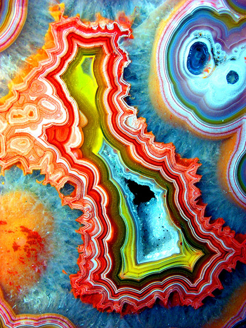 Agates – Time Compiled