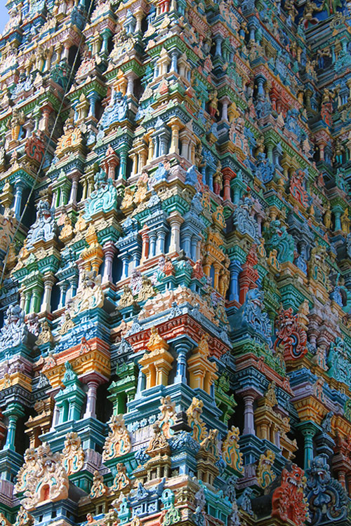 The Hindu Temple as a Model of Fractal Cosmology – Forecasting