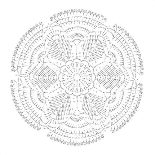 crystallographic crochet
