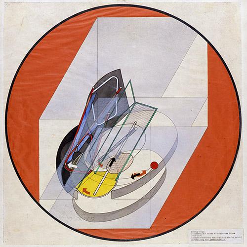 Light Prop - László Moholy-Nagy